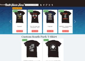southparktshirts.net