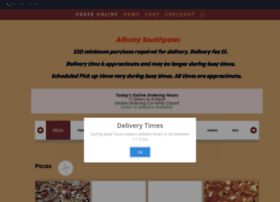 southpawsperfectpizza.smartonlineorder.com