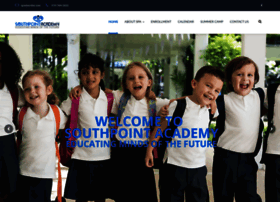southpointacademy.org