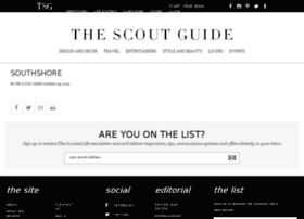 southshore.thescoutguide.com