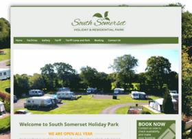 southsomersetholidaypark.co.uk