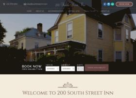 southstreetinn.com