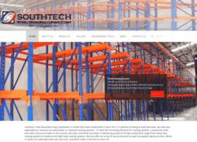 southtechsteelrack.com