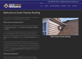 souththamesroofing.co.uk