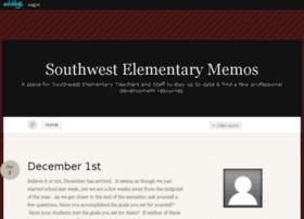 southwestmemos.edublogs.org