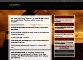 southwestpetroleum.com