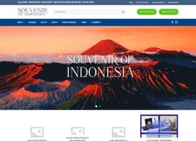 souvenirofindonesia.com