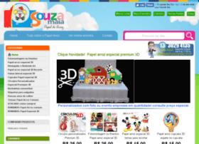 souzamaiapapelarroz.com