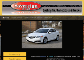 sovereignauto.com