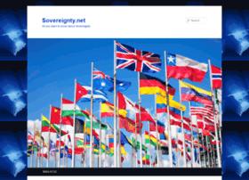 sovereignty.net