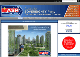 sovereigntyparty.ning.com