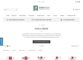 sowchillies.co.uk