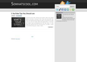 sowhatscool.blogspot.fi