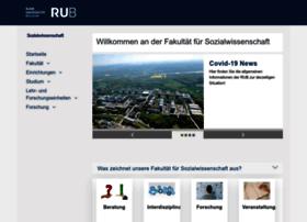 sowi.rub.de