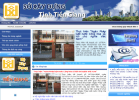 soxaydung.tiengiang.gov.vn