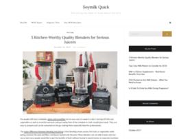 soymilkquick.com