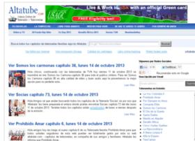 capitulos de telenovelas altatube les da la bienvenidos a su blog de ...