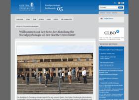 sozialpsychologie.uni-frankfurt.de