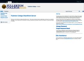 sp.fullcoll.edu