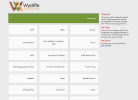 sp.wycliffeassociates.org