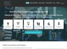 spabeautyschools.com