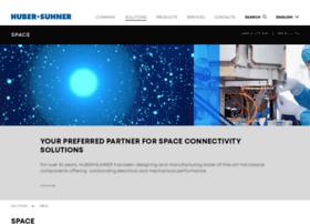 space.hubersuhner.com