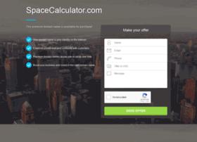 spacecalculator.com