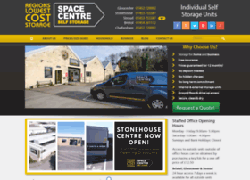 spacecentreselfstorage.co.uk