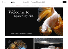 spacecityfishandcoral.com