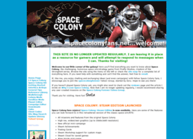 spacecolonyfans.net
