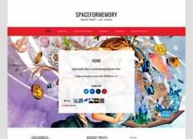 spaceformemory.wordpress.com
