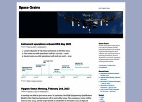 spacegrains.org