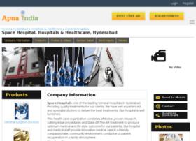 spacehospital-hyderabad.apnaindia.com
