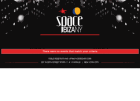 spaceibizany.wantickets.com