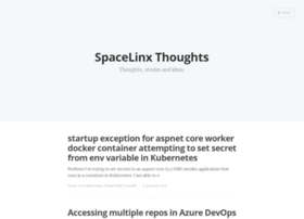 spacelinx.com