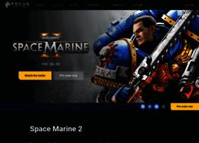 spacemarine.com