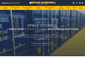 spacestorage.co.uk