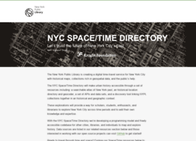 spacetime.nypl.org