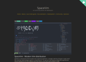 spacevim.org