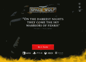 spacewolfgame.com