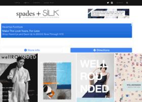 spadesandsilk.com