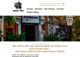 spaetzlehaus.de