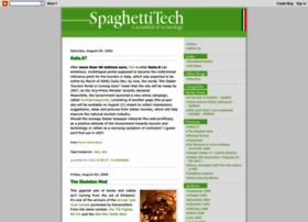 spaghettitech.blogspot.in