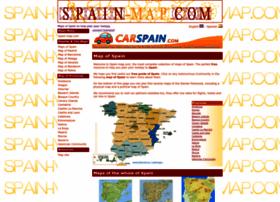 spain-map.com