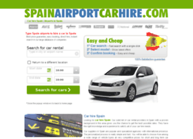 spainairportcarhire.com