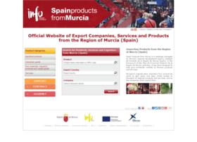 spainproductsfrommurcia.com