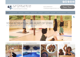 spainyogaretreats.com
