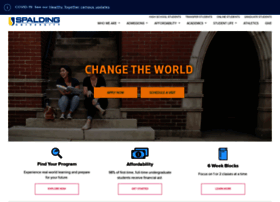 spalding.edu