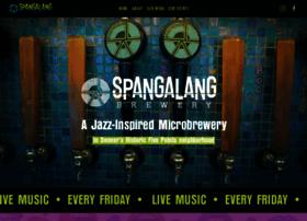 spangalangbrewery.com