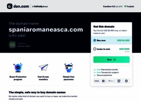 spaniaromaneasca.com